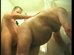 fucking hot grandpa in shower