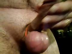 Dick stroke & flex