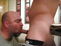 Daddy Swallows a Load