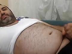 Masturbating Turkey-Turkish daddy Bear Kasim Bodrum