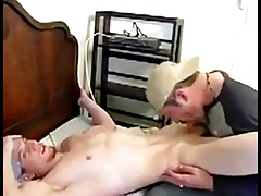 Older Guy Seducing Straight Twinks