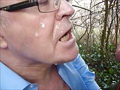 Heavy Cummer Facial