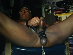 hanging and jacking
