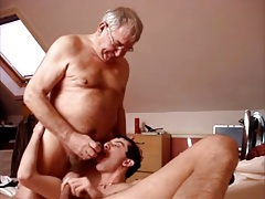 grandpa and young fuck on cam
