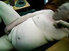 not big daddy stroke on cam