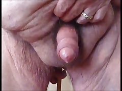 Grandpa Prostate Massage