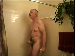 SHOWER WANKING #2