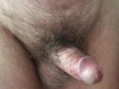 small cock - in the bathroom