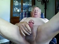 Daddy thick cock cum