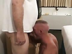 Man Enjoy Being Fucked