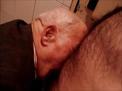 Grandpa Enjoy Suck Deepthroat