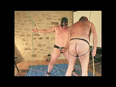 Gay caning and balbusting