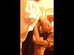 grandpa suck priest
