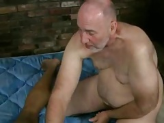 Older guy fucking a cub.