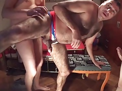 daddy's ass hole sharing