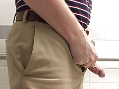 Big cock pissing (hot veins)