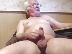Old cum on cam 15