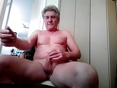 My jerk & cum