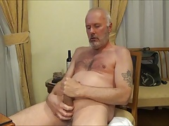 Mix: Ulf Larsen orgasm and ejaculate