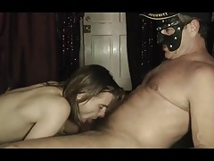 Stoner twink Ian gets barebacked and used by Older man