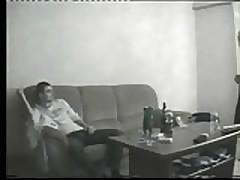 Guys fuck a man (home video)