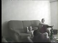 Guys fuck a man (home video)