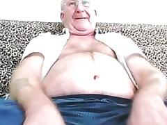 grappa stroke on webcam