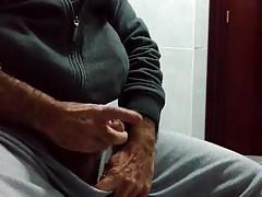 Papi Fotetor 14 Daddy Solo SuperRoludo Punhetando Cum