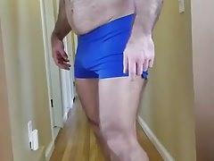 Slow Motion hallway walk - shorts version
