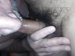 Grandpa Trying His Cock 2