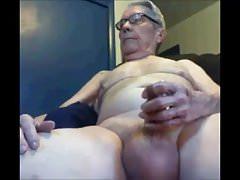 Grandpa big balls