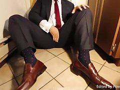 Suit&socks
