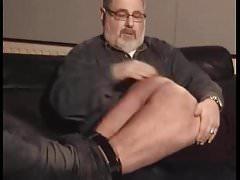 Onkel Ben After corner time Klaus gets spanked