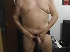 grandpa cock show