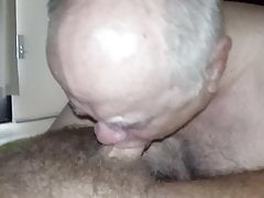 Getting head from daddy