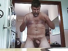 8 16 17 Cumming before my shower