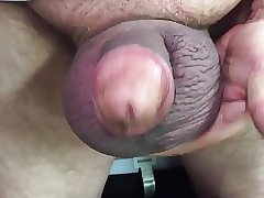 Suck my huge balls