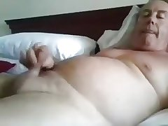 Mature play and cum2