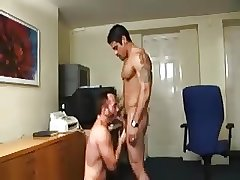 Hot fuck at work