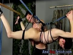 German bondage gay porn club xxx Jerked And