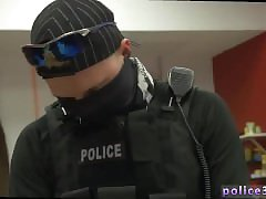 Cops naked cock movie gay Robbery Suspect