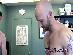 Hard core gay fisting movie First Time