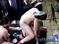 Twink fisting free older gay men black