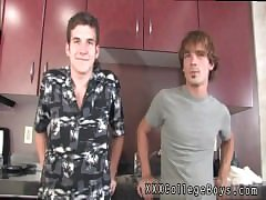 Gay sexy country teen boy Blake is a bit