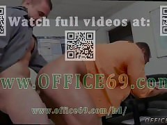 Boys man hd gay sex  First day at work