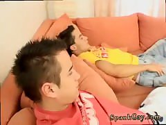 Spanking youngest teen  gay Boys