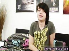 Xxx emo teen ass movie gay Hot dude Domino