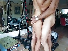 Mature Man Fucks Younger