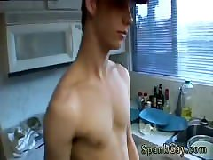 Male slave spanking xxx gay boy gets