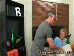 Teens boys blonds gay Beefy Brock Landon